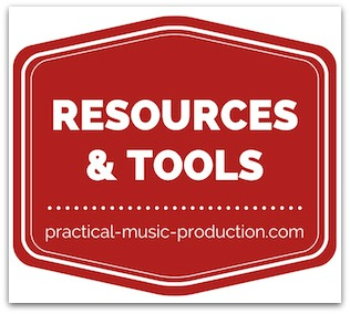 A collection of recommended music production resources
