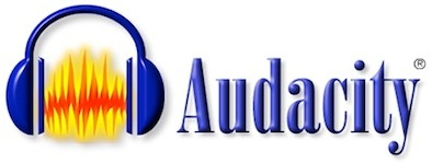 Audacity recording software is a basic audio program and is available for free