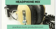 Check out this guide to find out how a headphone mix is used in home studio recording