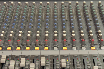 Learning how to use a mixing board can be quite simple once you know how it's laid out