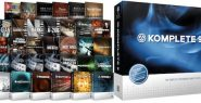 Native Instruments Komplete is a great collection of music production tools