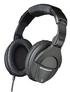 The Sennheiser HD 280 PRO headphones are a perfect fit for any home studio