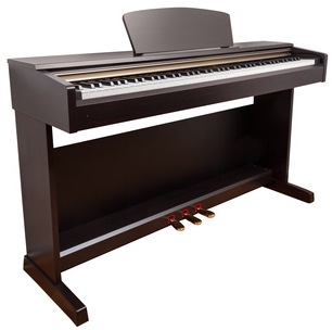 A digital piano