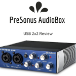 Studio Tools Review – PreSonus AudioBox USB 2×2