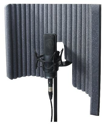 The Primacoustic VoxGuard vocal booth - only $99