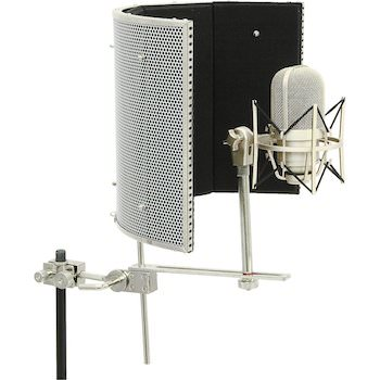 The sE Electronics Reflexion Filter Pro - the expensive but ultimate solution