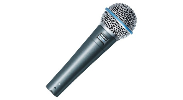 Best Microphone For Female Vocals - Shure Beta 58A