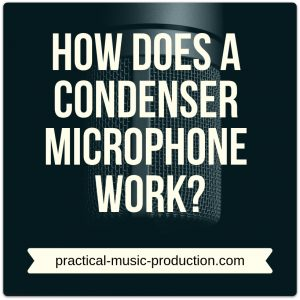 How does a microphone work in the studio? Find out here