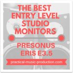 Best Entry Level Studio Monitors – PreSonus Eris E3.5 Review
