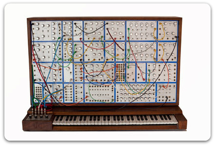 What is a synthesizer? A synthesizer can produce a wide range of sounds, using different modules that join together